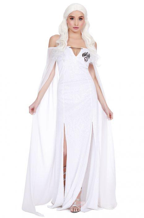 b786e07d883 Dragon Beauty Adult Costume