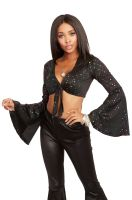 Disco Top Adult Costume