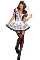 Maid to Order Adult Costume