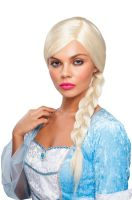 Braided Princess Adult Wig
