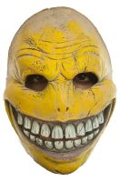 Creepy Smiley Face Adult Mask