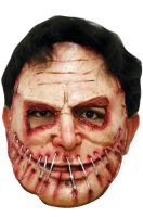 Stapled Mouth Serial Killer 9 Adult Mask