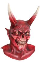 The Red Devil Adult Mask