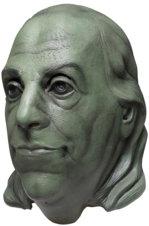 Benjamin Franklin Adult Mask Purecostumes Com