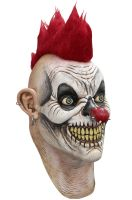 Punky Clown Adult Mask