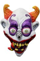 Psychedelic Clown Adult Mask