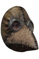 Plague Doctor Adult Mask (Brown)