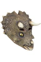 Triceraptor Adult Mask