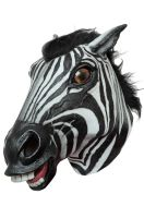 Zebra Adult Mask