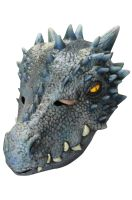 Winter Dragon Adult Mask