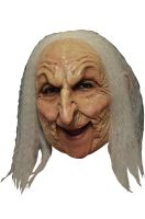Old Witch Deluxe Chinless Adult Mask