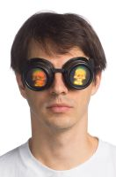 Holographic Steampunk Goggles