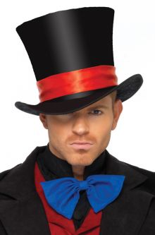 Taylor Swift Reputation Tour Costume Ideas Deluxe Velvet Top Hat
