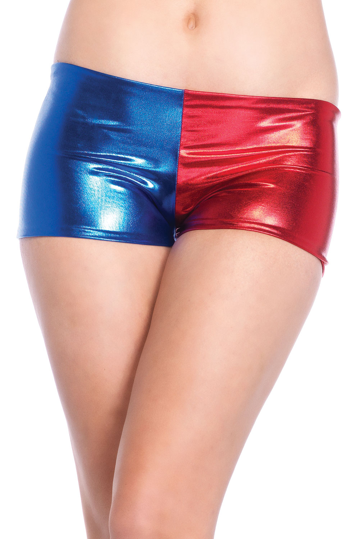 Misfit Booty Shorts Purecostumes Com
