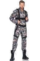 Paratrooper Adult Costume