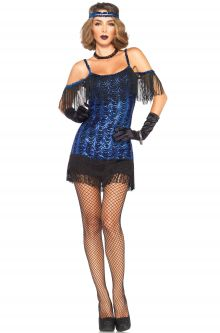 Taylor Swift Reputation Tour Costume Ideas Gatsby Flapper Adult Costume