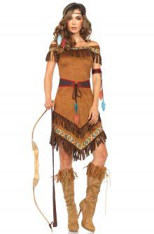 Womens Wolf Costume