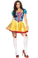 Fairytale Snow White Adult Costume