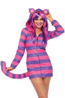 Cozy Cheshire Cat Adult Costume