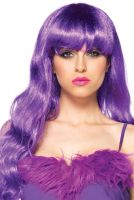 Starbright Long Wavy Costume Wig