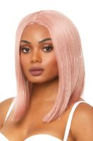 Tinsel Bob Adult Wig