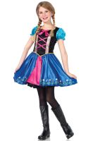 Alpine Princess Child Costume