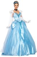 Disney Princess Deluxe Cinderella Adult Costume
