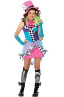 Mayhem Hatter Teen Costume