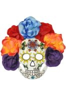 Rosita Soleado Day of the Dead Mask