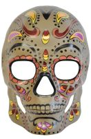Antique Roca Day of the Dead Mask