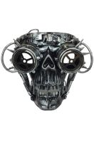 Wasteland Nightmare Mask (Silver)