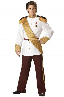 Expensive vs Affordable Costumes Royal Prince Charming Adult Costume