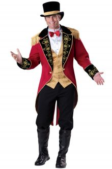 Expensive vs Affordable Costumes Great Ringmaster Adult Costume