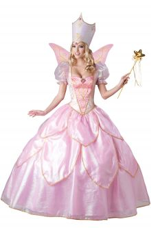 Expensive vs Affordable Costumes Fairy Godmother Adult Costume