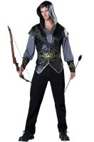 Hooded Huntsman Adult Costume