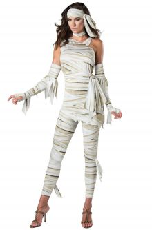Unwrapped Adult Costume  sc 1 st  Pure Costumes & Egyptian Costumes - PureCostumes.com