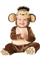 Mischievous Monkey Infant/Toddler Costume