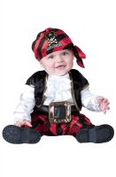 Cap'n Stinker Infant/Toddler Costume