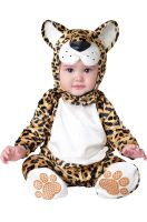 Leapin' Leopard Infant/Toddler Costume