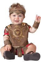 Baby Gladiator Infant Costume