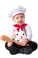 Hugs & Quiches Infant Costume