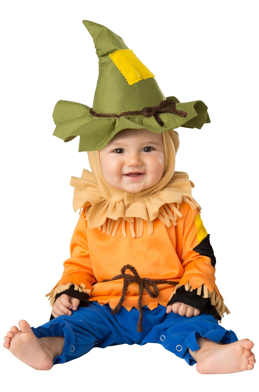 09de7fd39a0ab Sweet Scarecrow Child Costume - PureCostumes.com