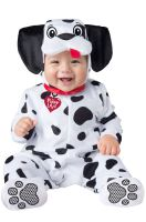 Baby Dalmation Infant Costume