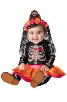 Sugar Skull Sweetie Infant Costume
