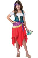 Mystical Gypsy Child Costume
