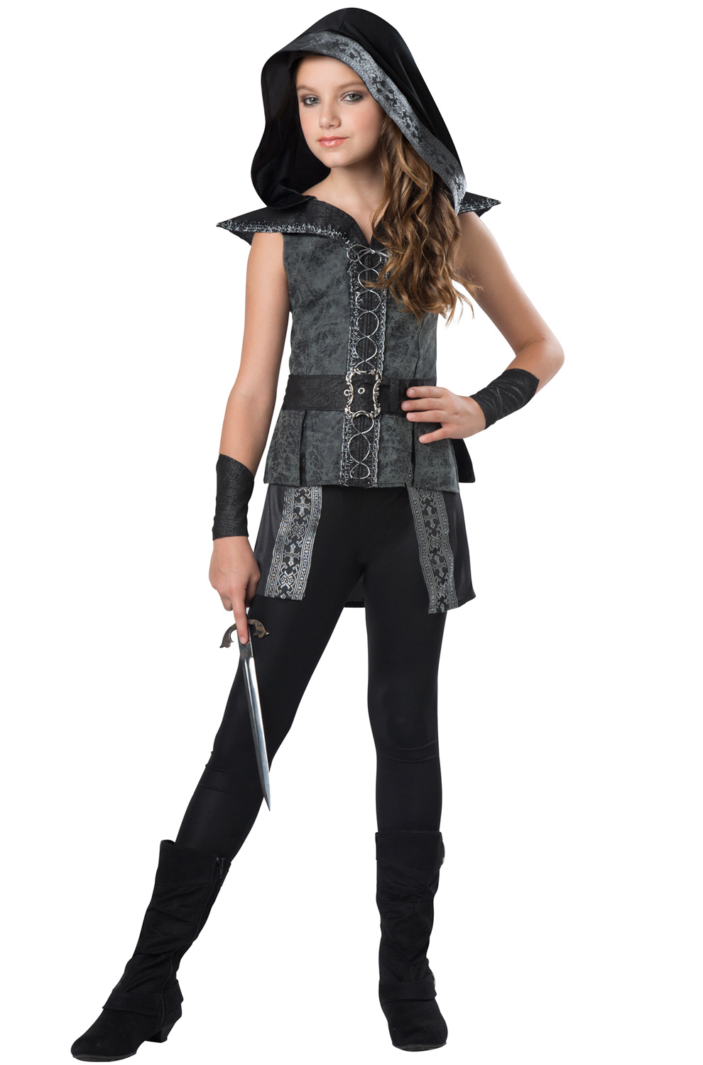 Dark Woods Huntress Tween Costume  sc 1 st  Pure Costumes & Tween Costumes - PureCostumes.com