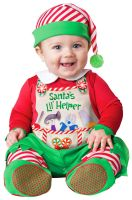 Santa's Lil' Helper Infant/Toddler Costume