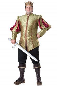 renaissance prince plus size costume