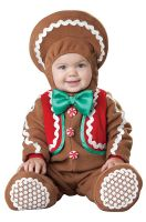 Sweet Gingerbaby Infant Costume