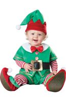 Santa's Lil' Elf Infant/Toddler Costume